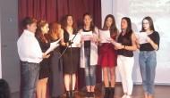Η Γιορτή της 25ης Μαρτίου του Γυμνασίου-Λυκείου Μεγανησίου (βιντεο)