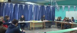 4o Δημοτικό συμβούλιο Δ. Μεγανησίου.  Εκλογή μελών Προεδρείου και Οικ. Επιτροπής
