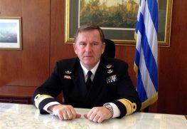 Η συγκλονιστική αποχαιρετιστήρια ομιλία στο ΝΑΤΟ του Μεγανησιώτη Ναύαρχου Σπύρου Κονιδάρη