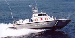 Προσάραξη επιβατηγού-τουριστικού σκάφους βόρεια του Μεγανησίου