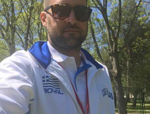 Παγκόσμια επιτυχία για τον Μεγανησιώτη προπονητή Βησσαρίωνα Κονιδάρη.