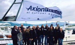 Θλιβερές διαπιστώσεις της Αxion Hellas από την επίσκεψη της σε Κάλαμο, Καστό και Μεγανήσι