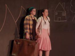 Δελτίο τύπου Γυμνασίου για την θεατρική παράσταση