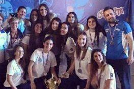 Μπράβο στο Βησσαρίωνα και τα κορίτσια για την 2η θέση !
