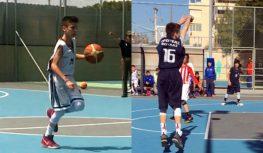 Αφιέρωμα του BasketWorld στο Rising Stars στο Μεγανησιωτόπουλο ανερχόμενο αστέρι Δημήτρη Σκλαβενίτη