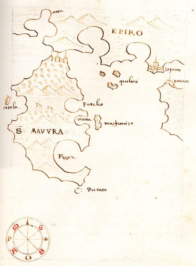 Μια ενδιαφέρουσα έκθεση χαρτών στην Λευκάδα