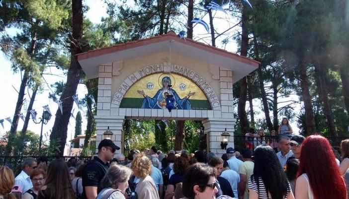 Ο Εορτασμός της Πολιούχου της Λευκάδας Παναγιάς Φανερωμένης