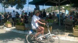 Ποδηλατικοί αγώνες Μεγανησίου 2017.