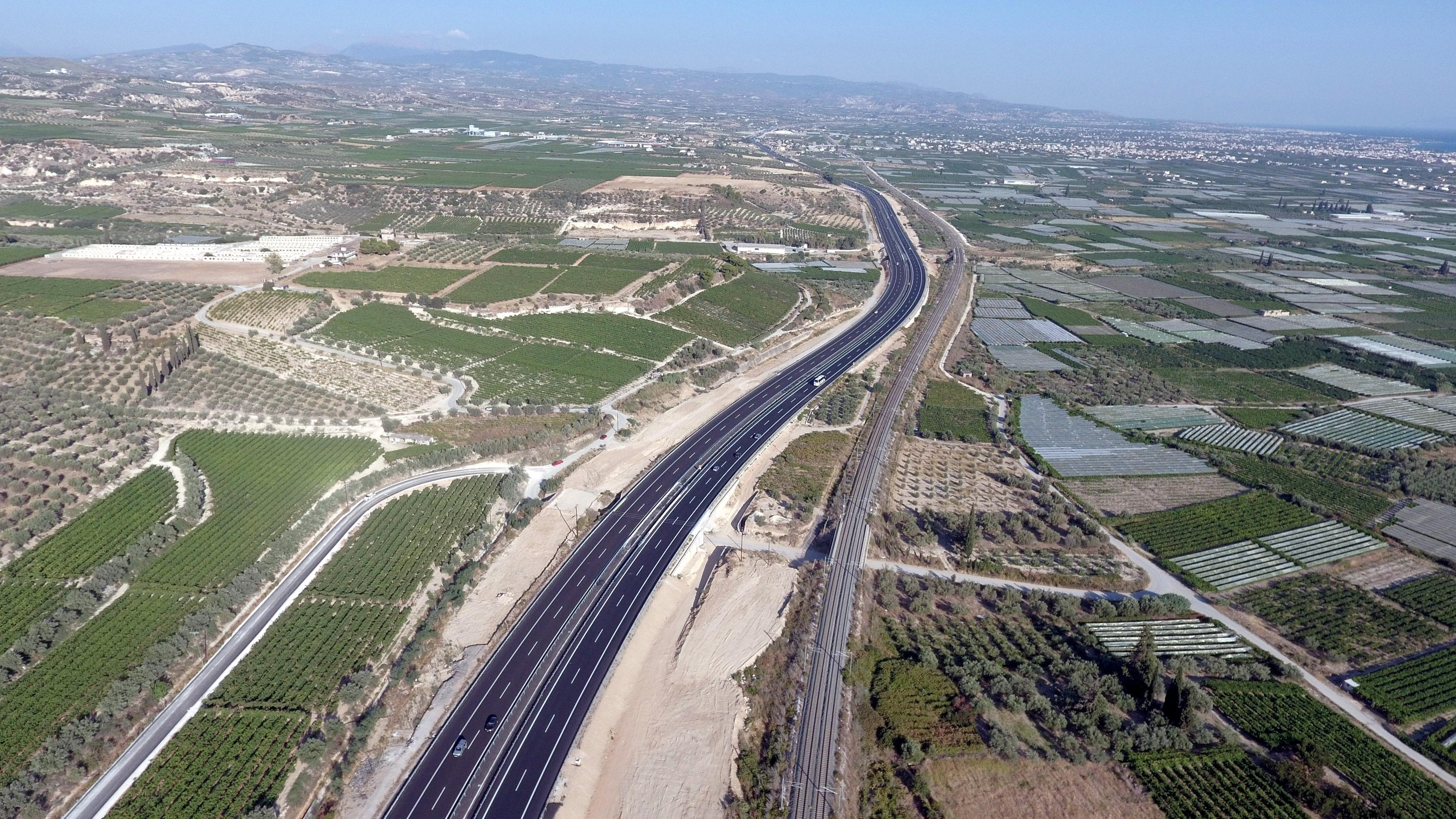 Μέχρι τέλος Αυγούστου τελειώνει η «οδύσσεια» των αυτοκινητόδρομων