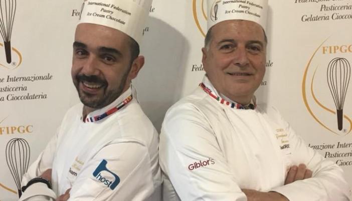 Ο Θ.Μαρκεζίνης στον παγκόσμιο διαγωνισμό Cake Designers (update)