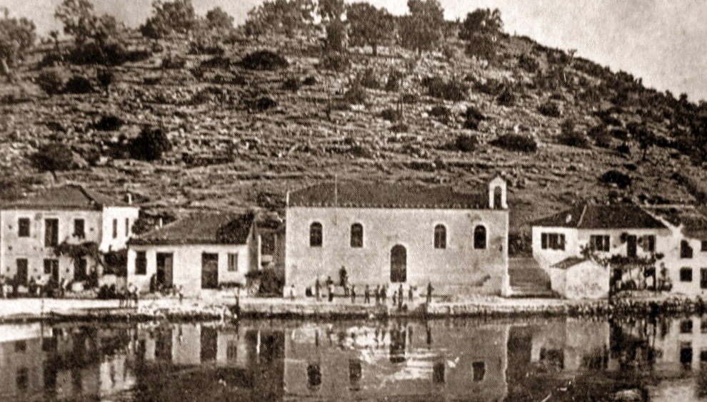 Ρεπορτάζ «Από την νήσον Τάφον…» (Μεγανήσι) το Νοέμβρη του 1933