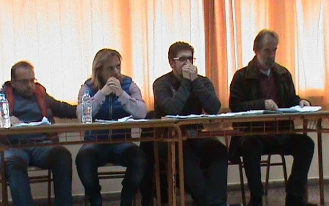 14η και 15η συνεδριάση του Δ.Σ. (Βιντεο)