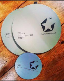 Βραβεία για τον Άρη Βεζενέ στο FNL Awards 2017
