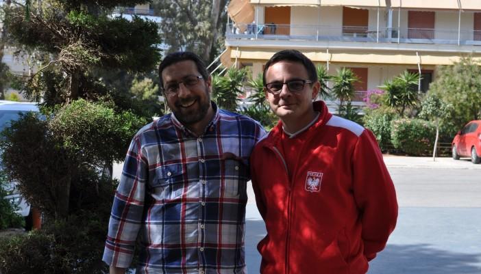 2η θέση για τον Παναγιώτη στο Κύπελλο Ελλάδας λύσης σκακιστικών προβλημάτων