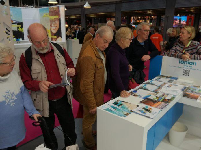Συμμετοχή των Ιονίων Νήσων στην έκθεση τουρισμού στην Ολλανδία. Άφαντο Το Μεγανήσι.