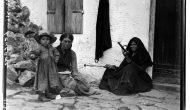 Μεγανησιώτισες το 1912 όπως τις φωτογράφισε ο Φρεντ Μπουασονά