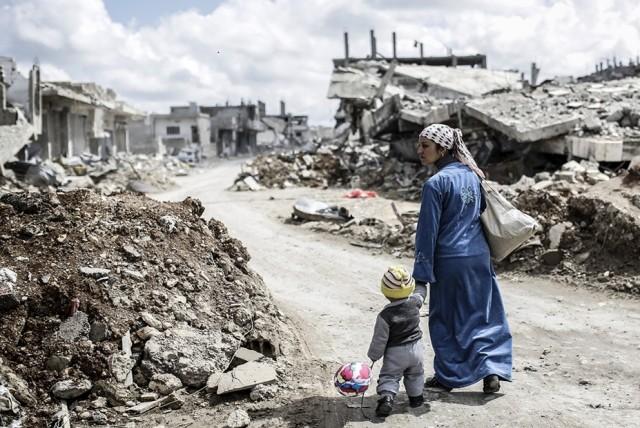 Ανακοίνωση Μετωπικής Δράσης για την επίθεση στην Συρία