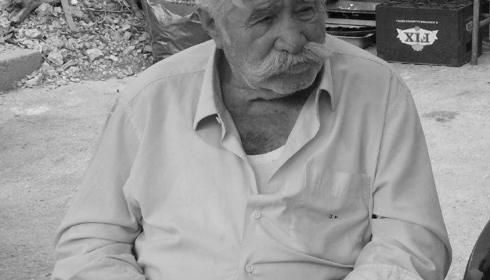 Γιώργος Κονιδάρης (Σκάλτσας).«Ο τελευταίος Μεγανησιώτης ξυλογλύπτης»