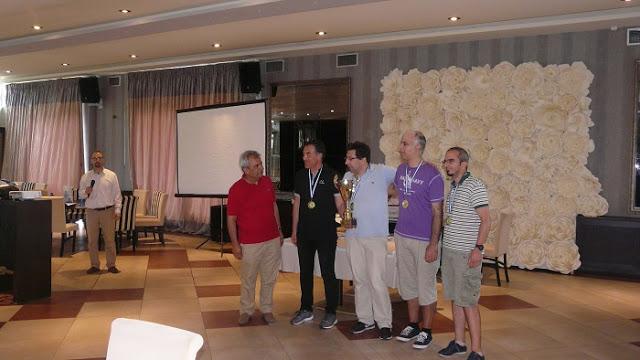 Πρωτιά για την Πρέβεζα και τον Παναγιώτη στο 3ο διασυλλογικό rapid Αγρινίου στο σκάκι.