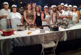 """Παρουσίαση Μεγανησιώτικης Παραδοσιακής Κουζίνας από το Σύλλογο Γυναικών Μεγανησίου «Η Ηλακάτη"""""""