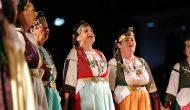 """Μουσικοχορευτική Παράσταση «…Για πες μου μαντηλάκι μου αν μ' αγαπάει η κυρά σου…"""" του Συλλόγου Γυναικών Μεγανησίου «Η ΗΛΑΚΑΤΗ"""" με θέμα τον έρωτα στην Ελληνική παράδοση"""