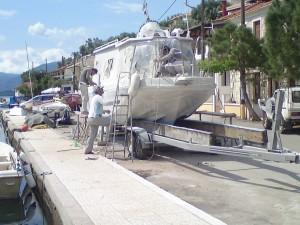 Χωρίς σκάφος του Δήμου μέχρι τον Οκτώβρη (και βλέπουμε…)!