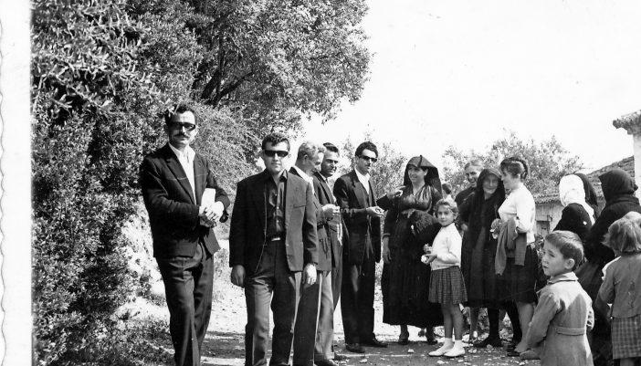 Μεγανήσι χτες και προχθές ~1950 μέχρι 1970~ Πέτρινα χρόνια