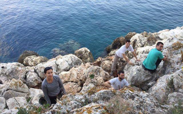 Συνεχίζεται η αρχαιολογική έρευνα στο Μεγανήσι και τον Κυθρό