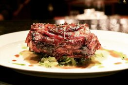 To «Vezene» του Μεγανησιώτη Σέφ Άρη Βεζενέ στα δέκα καλύτερα εστιατόρια στην Ελλάδα για το 2018