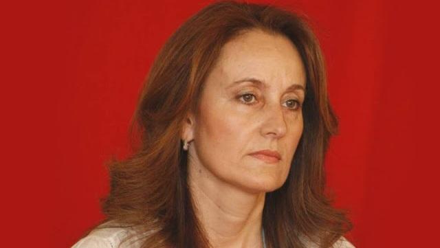 Υποψήφια Περιφερειάρχης Ι.Ν. με το ΚΚΕ η Αλεξάνδρα Μπαλού