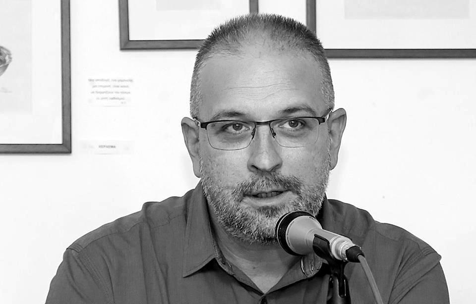 Συνέντευξη του Μεγανησιώτη συγγραφέα Παιδικών Βιβλίων Αριστείδη Δάγλα στο 48ο Φεστιβάλ Βιβλίου στο Ζάππειο