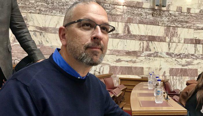 Ο Μεγανησιώτης Αριστείδης Δάγλας ως εκπρόσωπος της ΠΑΣΥΝΟ στην βουλή
