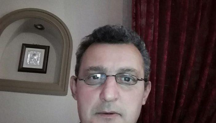Ανακοίνωση υποψηφιότητας Κώστα Αυγερινού