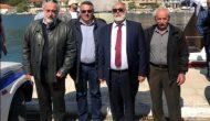 Επίσκεψη Παναγιώτη Κουρουμπλή στη Λευκάδα και το Μεγανήσι