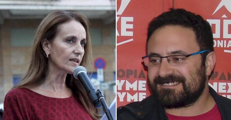 Στο Μεγανήσι την Παρασκευή οι υποψήφιοι της Λαϊκής Συσπείρωσης, Μπαλού και Βερροιώτης. Θα μιλήσουν το απόγευμα στο «Πέτρινο»