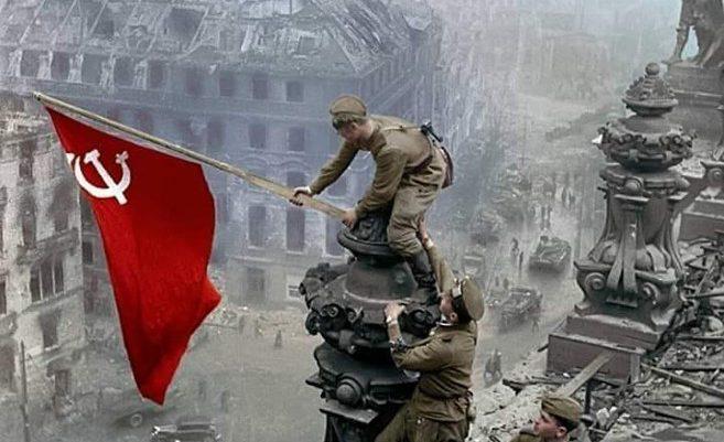 Ανακοίνωση ΚΚΕ για τα 74 χρόνια της αντιφασιστικής νίκης των λαών.