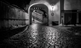 «Πλακόστρωτο»- ποίημα του Μ.Πολίτη