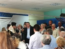 Ορκωμοσία νέου δημοτικού συμβουλίου και διχαστικό λογύδριο του κου δημάρχου