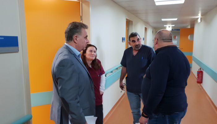Με δανεικούς γιατρούς η καρδιολογική στο ΓΝΛ- δελτίο τύπου βουλευτή κου Καββαδά