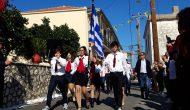 Κατάθεση στεφάνων και παρέλαση στις 28 Οκτώβρη