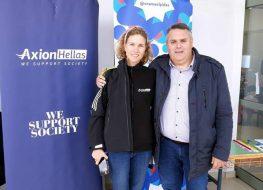 Συνέντευξη του Δημάρχου Μεγανησίου Παύλου Δάγλα για τις δράσεις την Axion Hellas και σχετικό δ.τ.