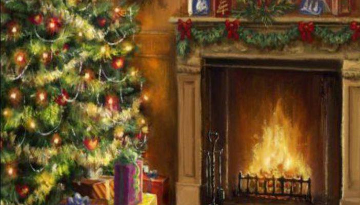 Χριστούγεννα στην Βιβλιοθήκη Λευκάδας