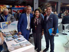 Η Λευκάδα τιμώμενος προορισμός στη διεθνή τουριστική έκθεση της Ουτρέχτης