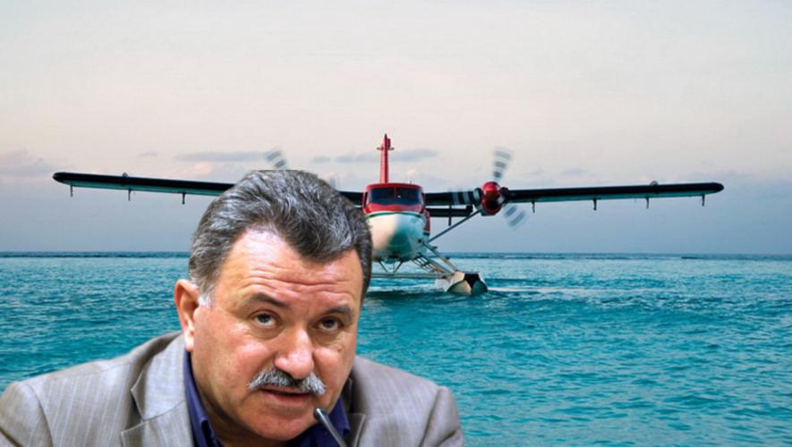 Κωλυσιεργεί το Μεγανήσι για τα υδατοδρόμια, λέει ο Γαλιατσάτος