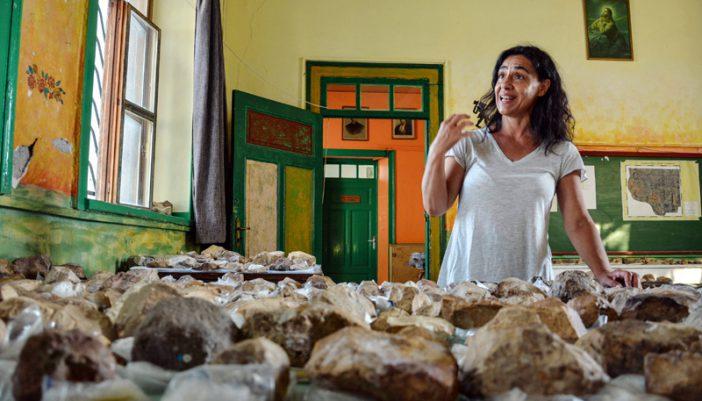 Παρουσίαση της ανασκαφής του Κυθρού (σπήλαιο Πάνθηρα) στο Πανεπιστήμιο Αθηνών!