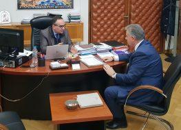 Στον Υφυπουργό Υγείας για τα προβλήματα  του Νοσοκομείου Λευκάδας ο Θανάσης Καββαδάς