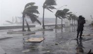 Θυελλώδεις άνεμοι απέκλεισαν για μια ακόμα φορά το νησί.