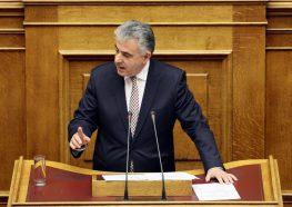 Ομιλία του Θανάση Καββαδά στη Βουλή για την Υγεία