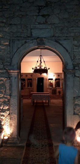 Και νέες διαρρήξεις σε εκκλησίες του νησιού…