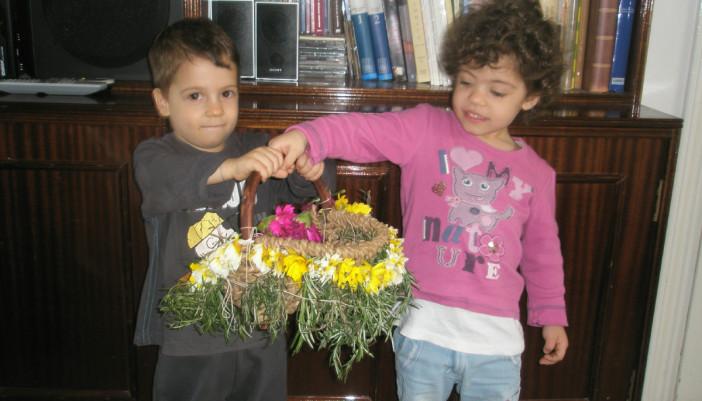 Ο «Λάζαρος» και τα παιδιά μας πίσω στο 2012